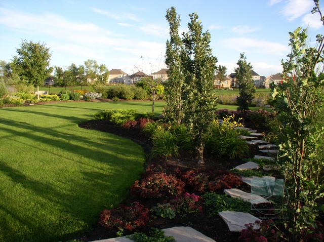 Borrowed Landscape Traditional Landscape Ottawa By Welwyn Wong Landsc