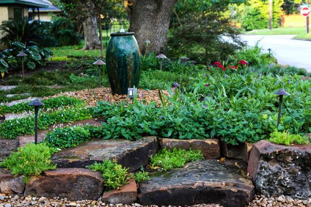 Landscaping Boulders Houston : Boulder bungalow southwestern landscape