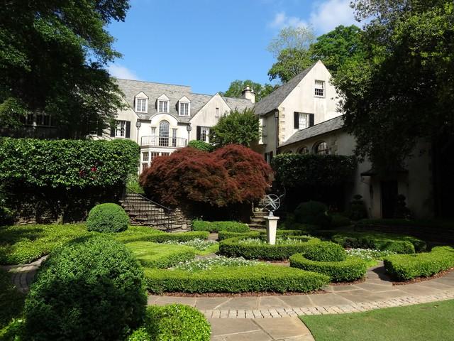 Boxwood house traditional landscape atlanta by for Home designers atlanta