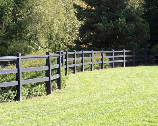 632 horse stable Landscape Design Photos
