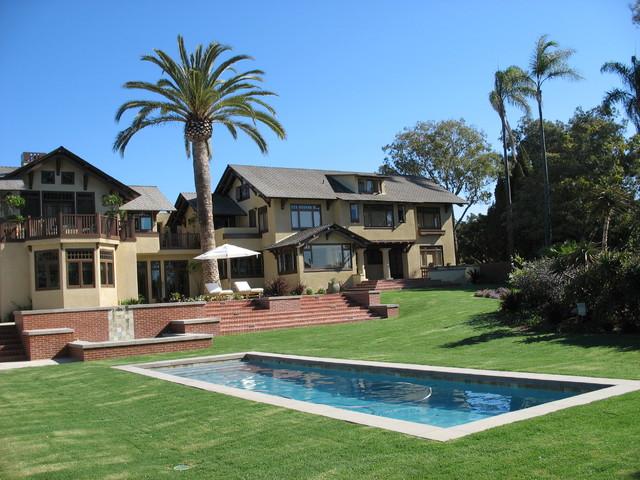 Brant Street Residence traditional-landscape