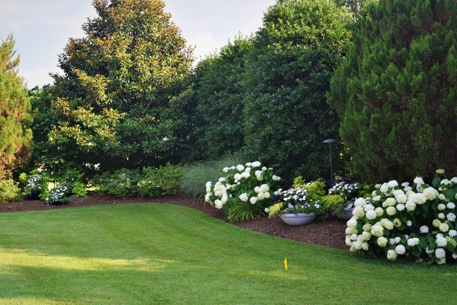Brentwood Tn Eclectic Landscape Nashville By Who Did Your