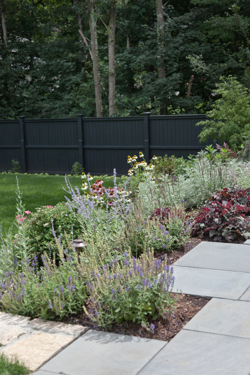 How To Hide Unsightly Garden Fences In