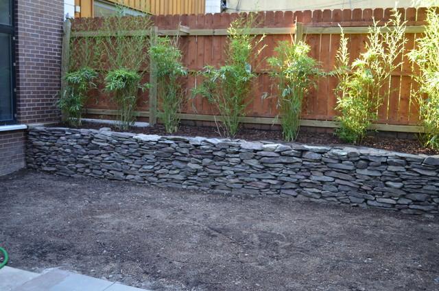 Brooklyn Backyard DesignBuild Traditional Landscape