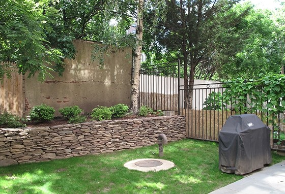 Brooklyn backyard design build traditional landscape for Garden design brooklyn