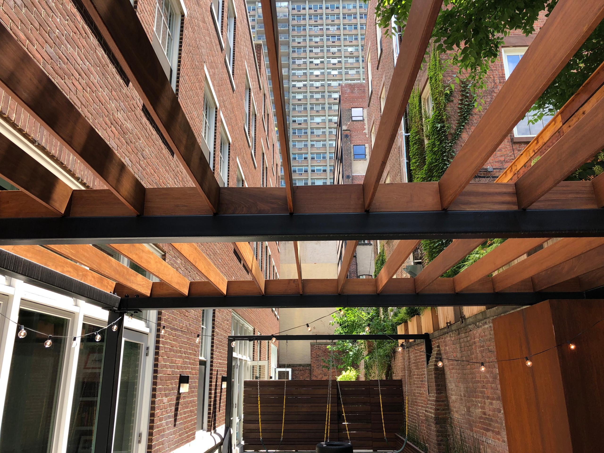 Brooklyn Heights Backyard