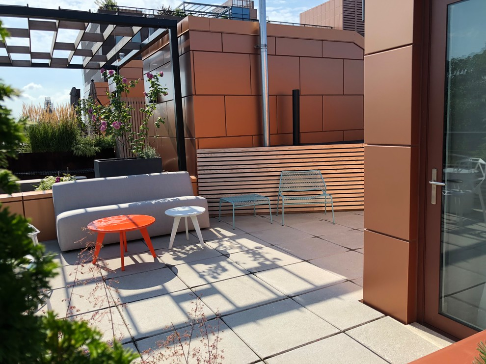 Photo of a modern landscaping in New York.