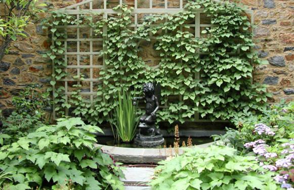 Bryn Mawr Residence Landscape Philadelphia By Anne F