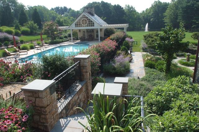 Bucks County Residence 4 traditional-landscape