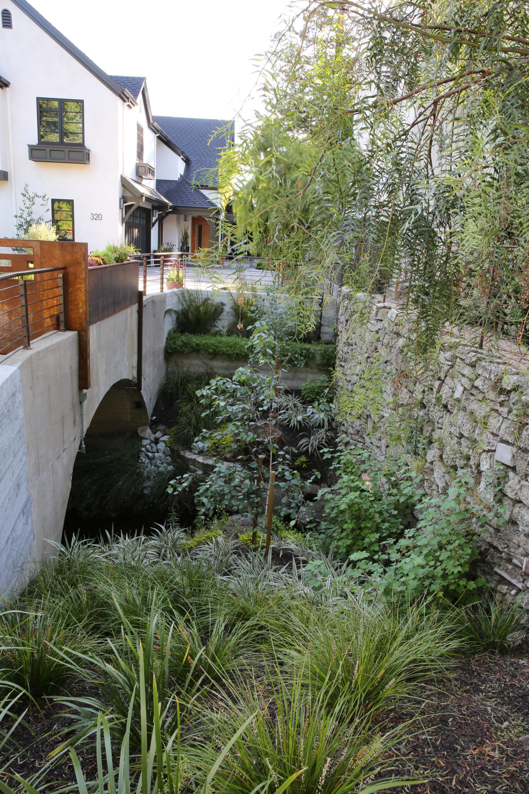 Burlingame Garden Retreat