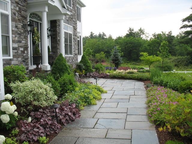Burlington Retreat traditional-landscape