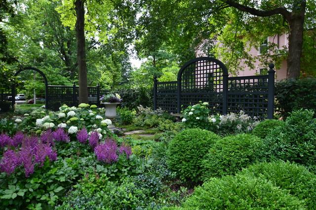 Burns avenue traditional landscape cincinnati by for Garden design inc