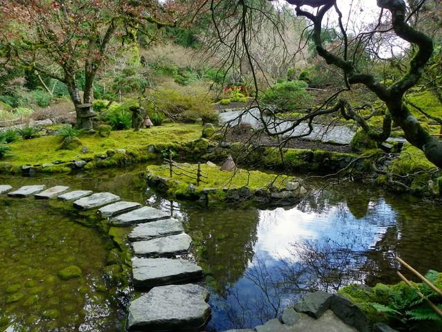 Butchart Gardens, Victoria B.C. asian-landscape