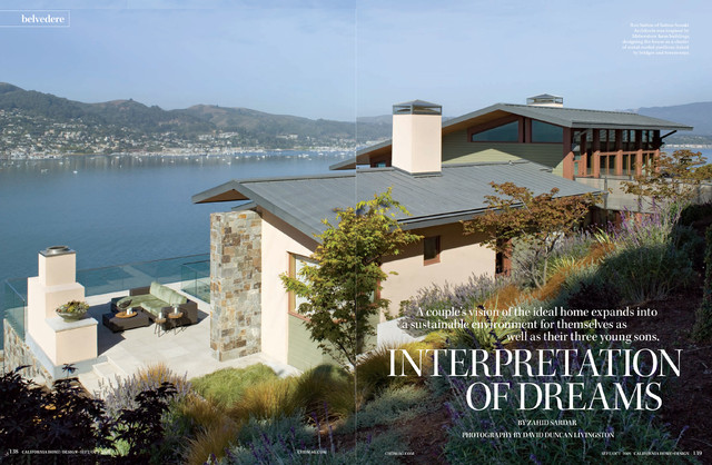 California home design magazine contemporary landscape for California home and design magazine