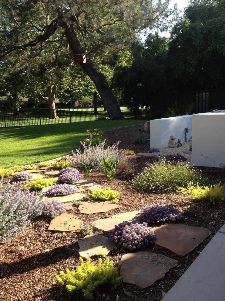 California Mission - Contemporary - Landscape - Sacramento ...