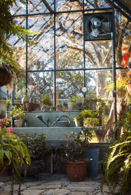 Cape Cod Greenhouse Contemporary Greenhouses Other