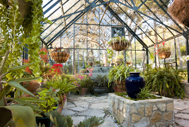 Cape Cod Greenhouse Contemporary Greenhouses Other .