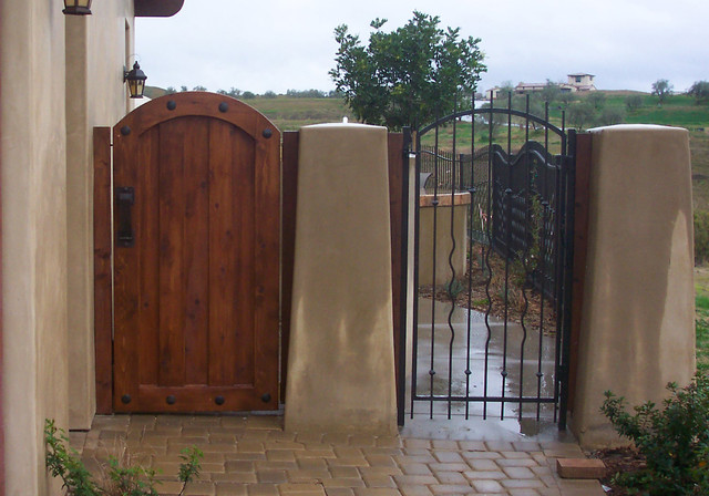 Carriage House Door Company Custom Gate Products contemporary-garage-and-shed