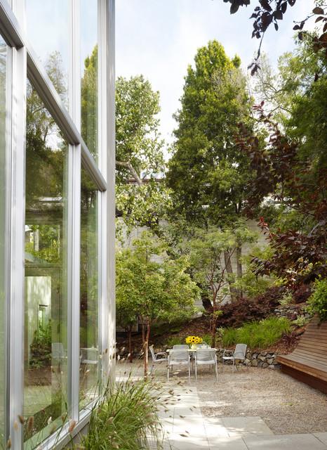 Cary Bernstein Architect Potrero House transitional-landscape