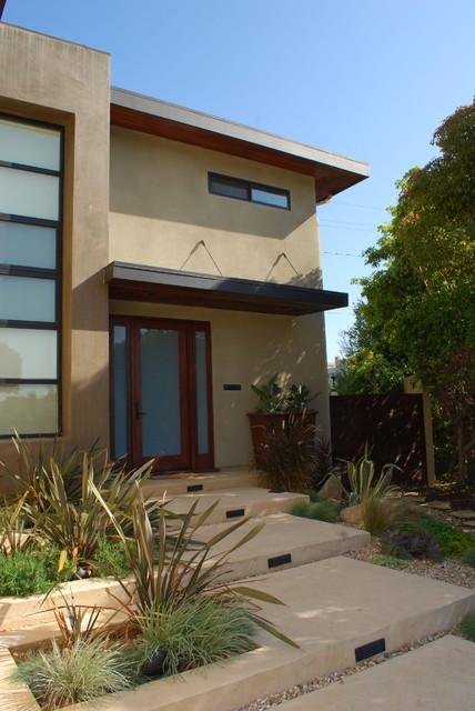 Casa Culver City Contemporary Landscape Los Angeles