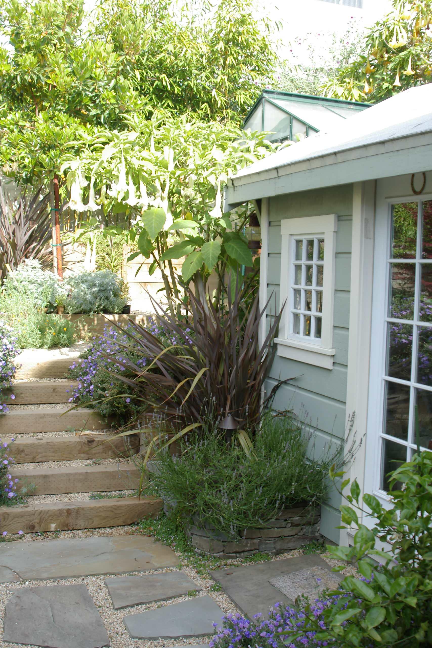 Castro Street Studio Garden