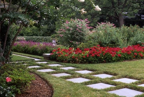 Catonsville, MD traditional-landscape