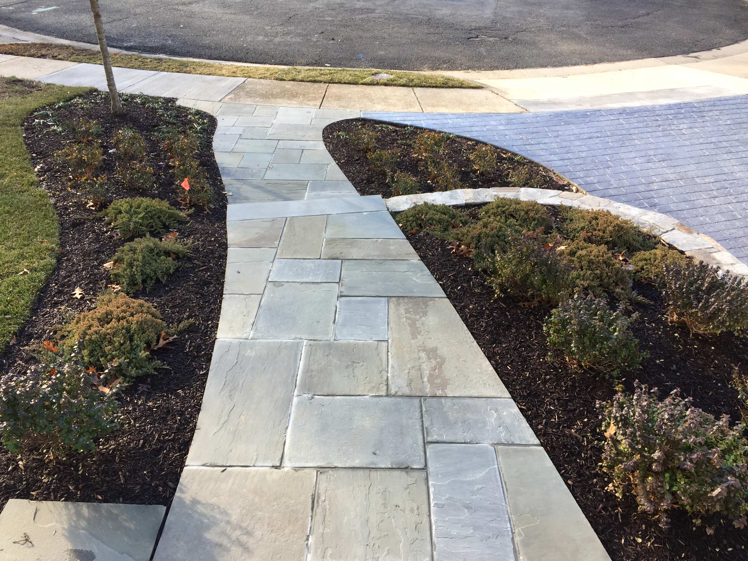 Chain Bridge Forest's Home New Curb Appeal