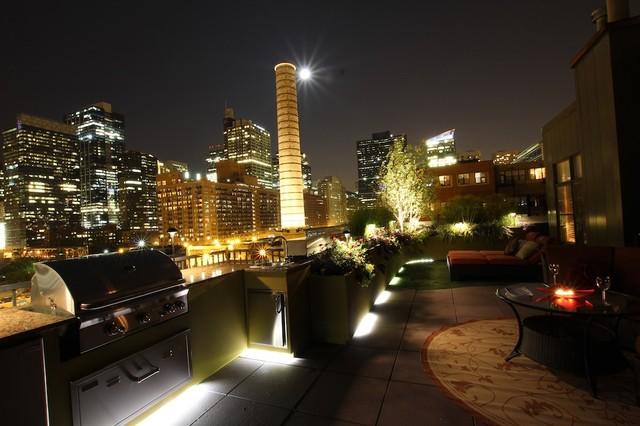Chicago Green Design modern-landscape