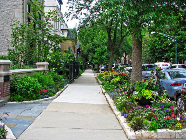 Chicago Residence Traditional Landscape Chicago By