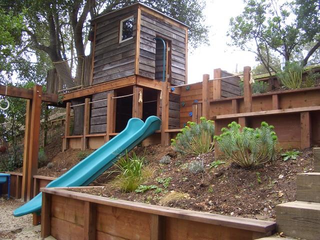 Fun Backyard Forts GrownUps Can Love Too - Backyard fort ideas