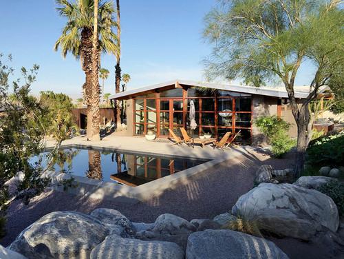 Enjoyable Weekend Design 4 Renovated Midcentury Gems In Palm Springs Best Image Libraries Sapebelowcountryjoecom