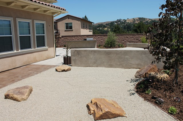 Chino Hills, Residence asian-landscape