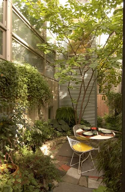 City Garden modern-landscape