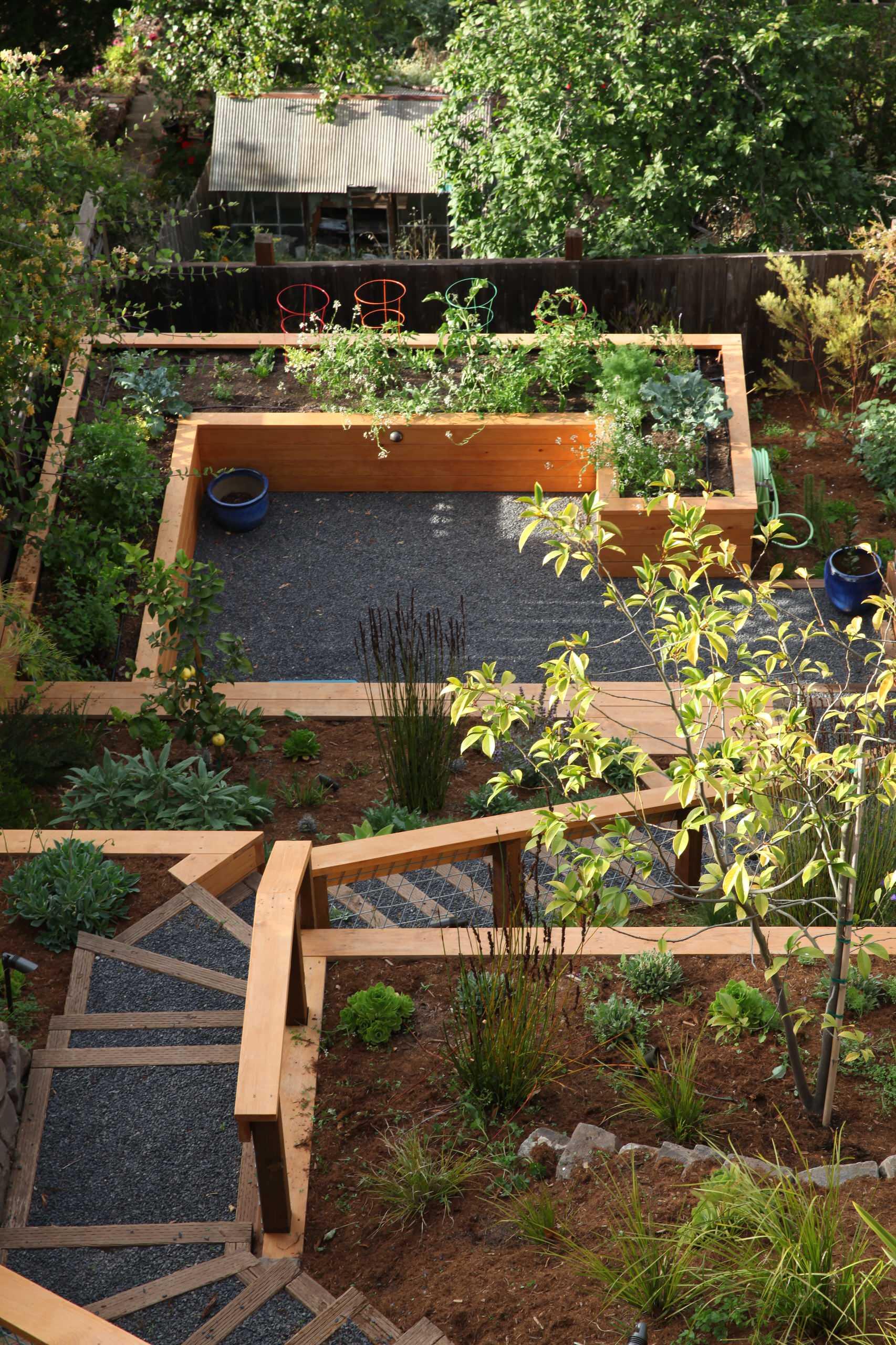 City View Garden - Bernal Heights