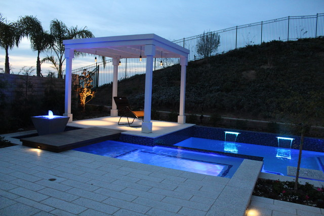 Clean Line Contemporary Contemporary Landscape Los Angeles By Green Scene Landscaping