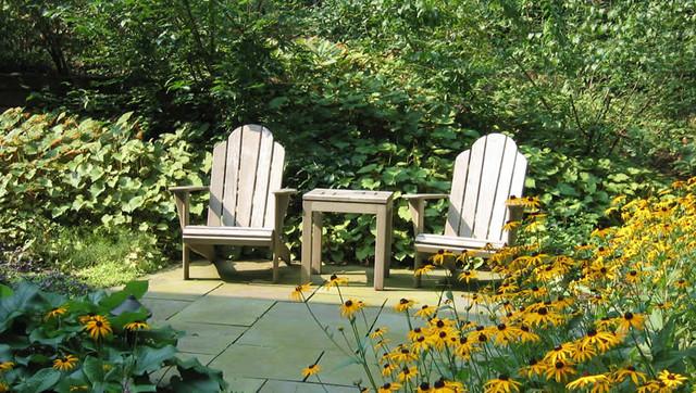 Clinton & Associates   Landscape Architects in Washington DC, Maryland, and Virg traditional-landscape