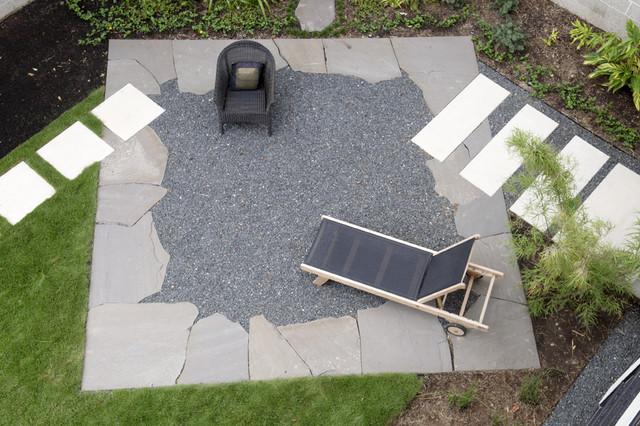 Cohen Residence Patio modern-patio