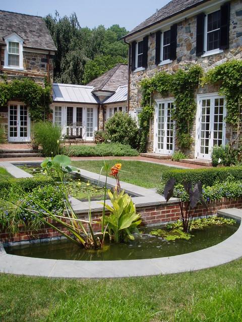 Collection traditional landscape philadelphia by for Jonathan alderson landscape architects