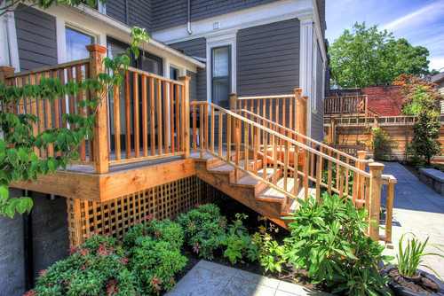 deck garden ideas