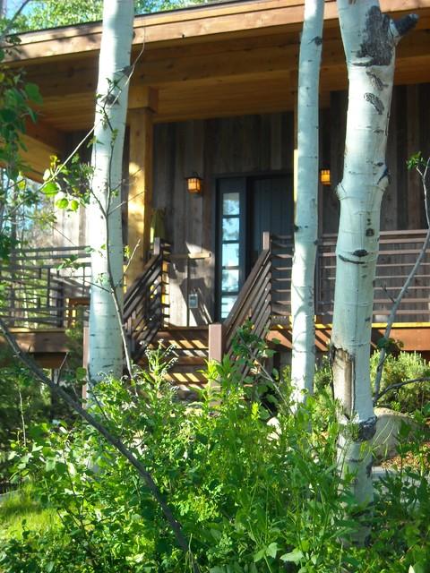 Colorado Residence rustic-landscape
