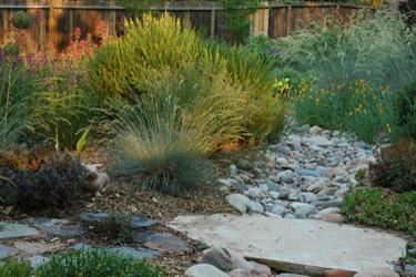 Awesome Colorado Springs Xeriscape Garden Mediterranean Landscape