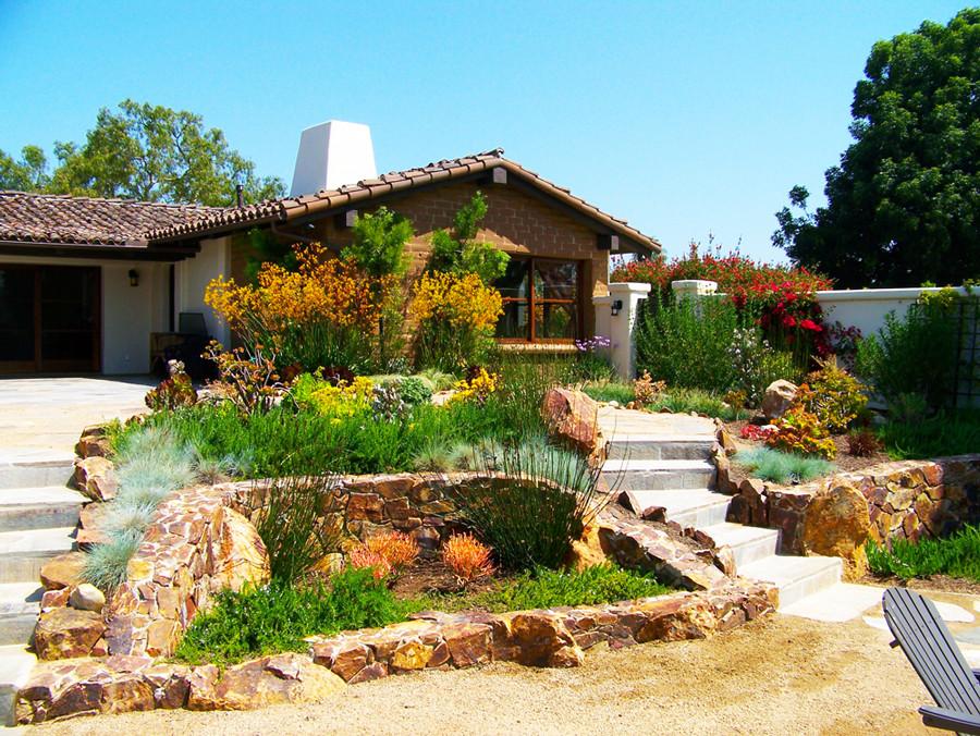 Complete Backyard Renovation in Rancho Santa Fe ...