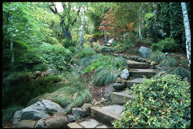 Confidence Landscaping, Inc. contemporary-landscape