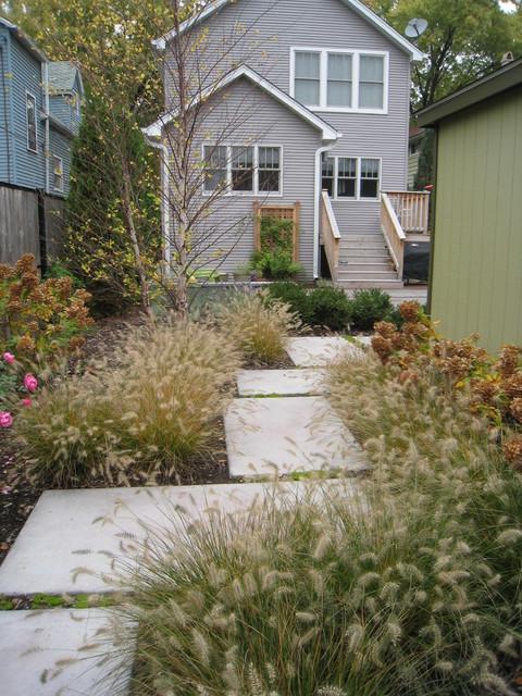 contemporary city patio and garden contemporary-landscape