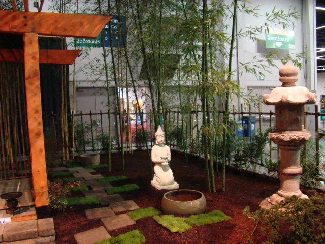 Contemporary Japanese Tea House Garden 2 - Asian - Garden ...