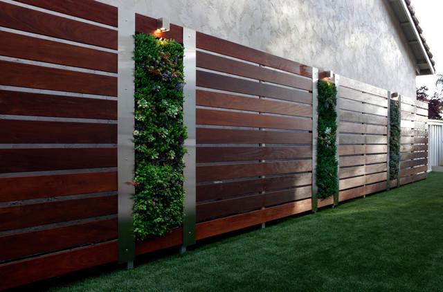 Modern Garden Screening Ideas