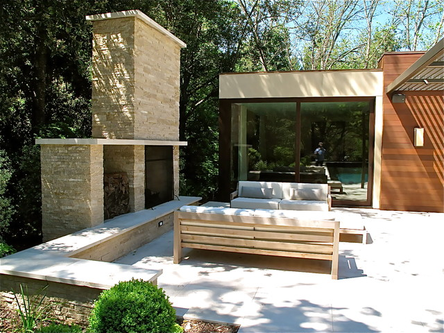 contemporary residential garden design contemporary-landscape