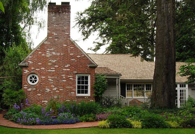 Cottage Garden Traditional Landscape Portland By