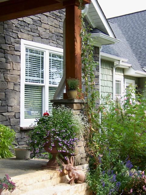 Cottage Gardens eclectic-landscape