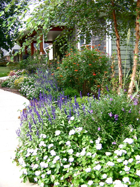 Cottage gardens for Cottage garden design